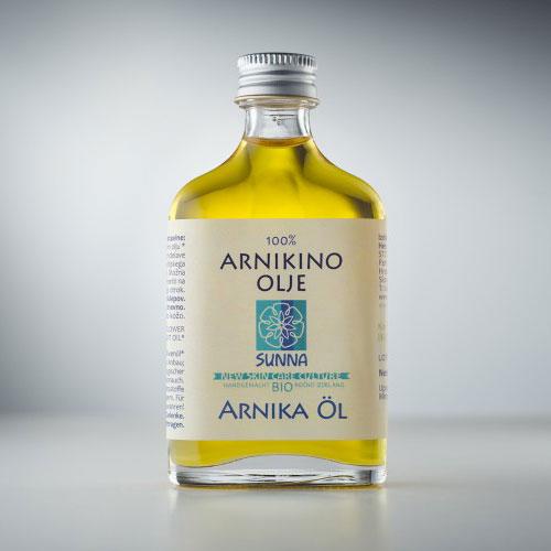 Arnikino olje
