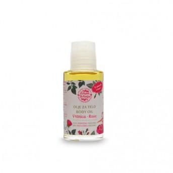 Olje za telo Vrtnica