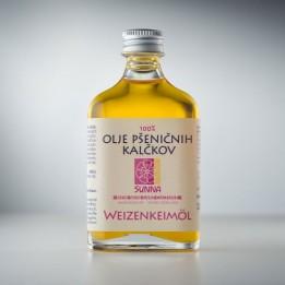 Olje pšeničnih kalčkov