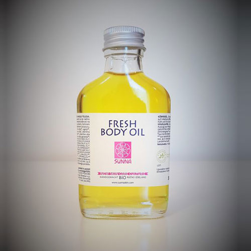 Fresh Body Oil