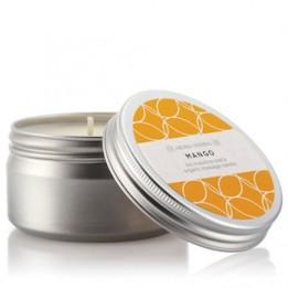 Masažna sveča Mango